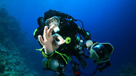 PADI Open Water Course Course in Hurghada