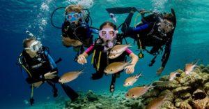 PADI Nitrox Diving Course