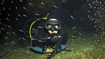 PADI Night Diver Diving Course