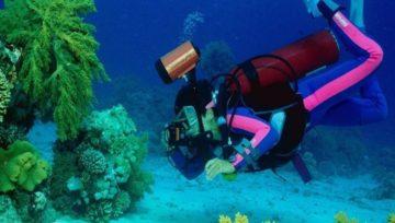 Kristin US Dive Story