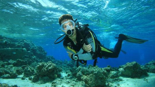 PADI Self Reliant Diving Course in Hughada